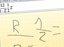Jak wpisywać działania matematyczne w Windows 7