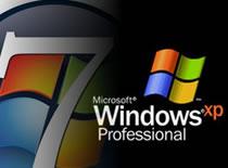Jak wstawić dźwięki z Windows 7 do Windows XP