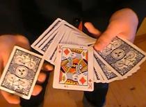 Jak wykonać trik Card Teleportation