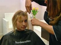 Jak zrobić elegancką fryzurę w stylu Nicole Richie