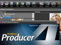 Jak korzystać z ProShow Producer #4 - Okno slide options
