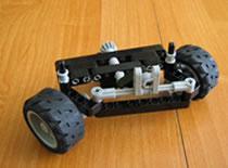 Jak zbudować układ kierowniczy z Lego