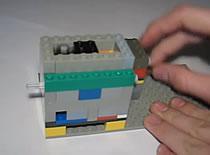 Jak zbudować 2 cylindrowy silnik z Lego