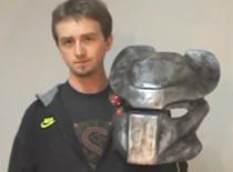 Jak zrobić rekwizyt z filmu - maska Predatora