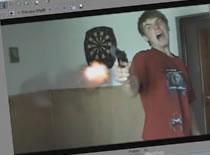 Jak zrobić efekt strzału na filmie