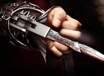 Jak zrobić ukryte ostrze Assasin's Creed - mechanizm