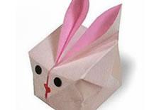 Jak zrobić dmuchanego królika z papieru