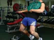 Jak wykonywać ćwiczenia na nogi - syzyfki