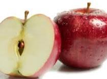 Jak rozpołowić jabłko