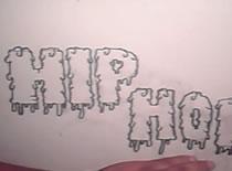 Jak narysować roztapiający się napis