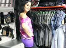 Jak zrobić bluzeczkę z mini spódniczką