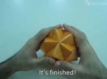 Jak stworzyć przestrzenną figurę origami