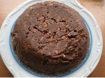 Jak zrobić salceson - ciasto kakaowe na herbatnikach