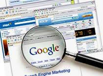 Jak efektownie szukać w google