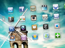 Jak zainstalować pulpit przypominający iPada