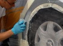 Jak naprawiać elementy karoserii z blachy stalowej
