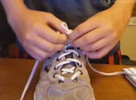 Jak wiązać sznurówki w ekspresowym tempie