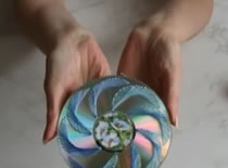 Jak haftować na płytach