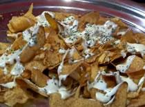Jak zrobić serowe nachos
