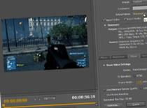 Jak zmniejszyć rozmiar gameplay'a dzięki Adobe Premiere CS5