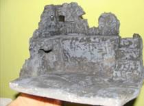 Jak zrobić makietę - ruiny zamku