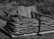 Jak wykonać imitację worków z piaskiem