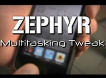 Jak korzystać z Zephyr Cydia Tweak - gesty na iPhone