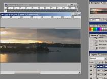 Jak stworzyć panoramiczne zdjęcie