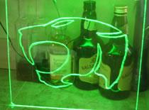 Jak zrobić hologram - podświetlany obrazek