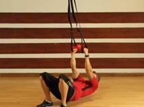Jak ćwiczyć różne mięśnie - podciąganie do pompki rzymskiej