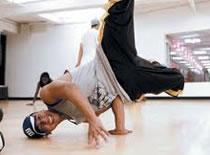 Jak wykonać Crickets w breakdance
