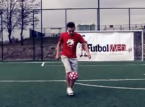 Jak opanować ATW - Freestyle Football
