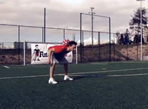 Jak opanować trik Upper - Freestyle Football