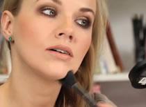 Jak zrobić nude make up w brązach