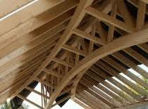 Jak zbudować dom - więźba dachowa