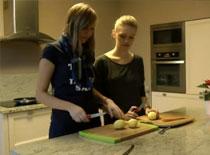Jak zrobić omlet ziemniaczany tortilla de patatas
