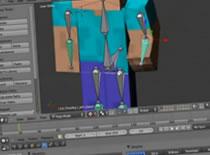 Jak zrobić animację Minecraft w Blenderze #1 - postać