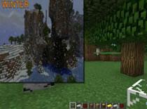 Jak dodać pory roku do Minecraft