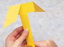 Jak zrobić papierowy helikopter do zabawy