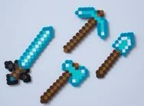 Jak zrobić animację Minecraft w Blenderze #5 - import narzędzi