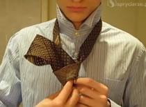 Jak zawiązać krawat na święta