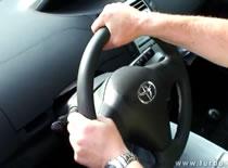 Jak zdać egzamin praktyczny - skręty kierownicą