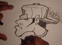 Jak narysować postać z bejsbolówką