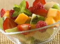 Jak zbudować umięśnioną sylwetkę #7 - owoce