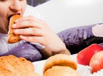 Jak zbudować umięśnioną sylwetkę #10 - co jeść przed snem