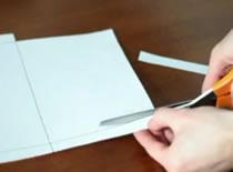 Jak zrobić tradycyjną normalną kopertę