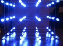 Jak zbudować LED Cube 3x3x3