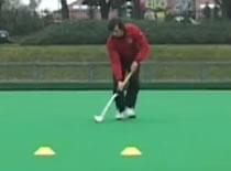 Jak nauczyć się hokeja na trawie #2 - zwody i odbiór piłki