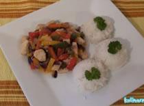 Jak zrobić filet z warzywami