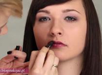 Jak zrobić makijaż z rubinowymi ustami